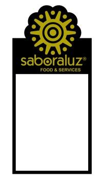 ETIQUETA SABORALUZ B