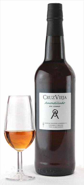 Amontillado Cruz Vieja