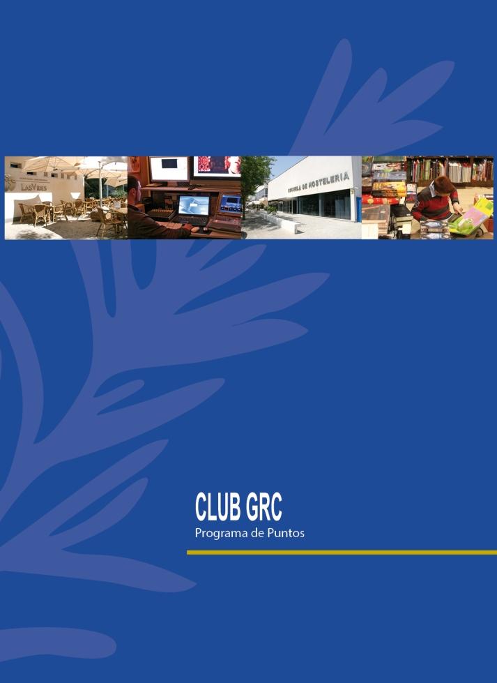 Promoción tarjeta GRC puntos