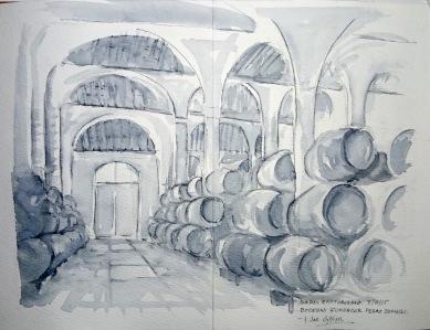 Bodegas Fundador Pedro Domecq