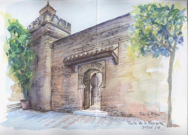 Puerta de la Mezquita