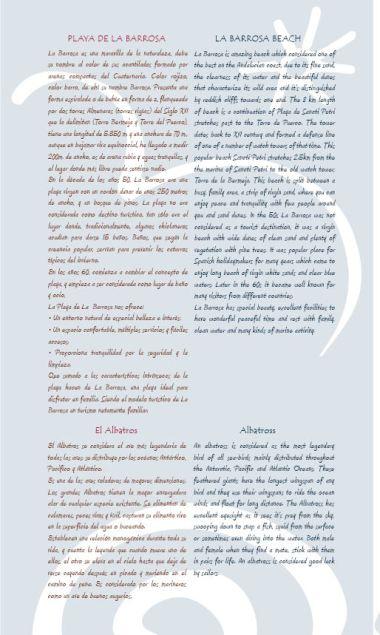 carta Albatros 20162