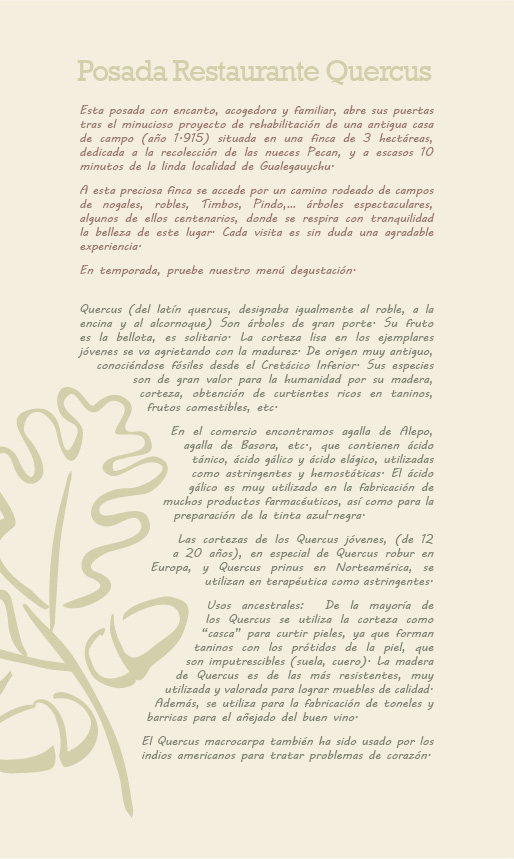 carta Quercus 2