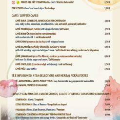 Carta postres cocteles180x197